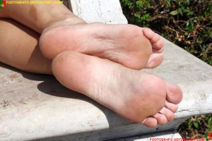 The Perfect Foot Poster 2 by Footografo