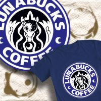 Lunabucks design by SmudgeDragon