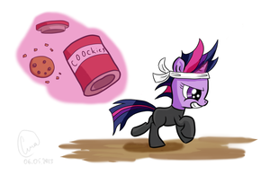 Filly Twiley by chaosmalefic