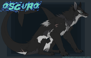 Oscuro by GuardieWolf