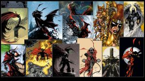 Spawn Wallpaper by GT-Orphan