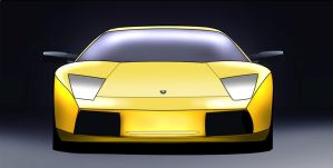 Lamborghini Vectored by X140