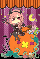 PV: Happy Halloween by crino-line
