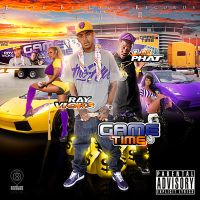 Ray Vicks Game Time Front by LaxDesign