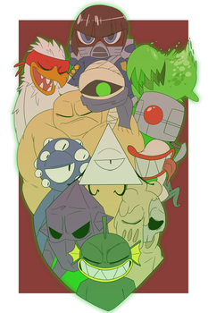 Can You Reach The Nuclear Throne by NomNomicus