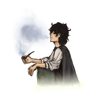 Frodo Baggins by TheAngelCookie