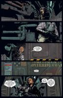 Aliens: Defiance #5 Page 1 by T-RexJones