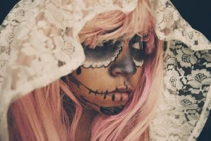 Day of the Dead by a-lm-n