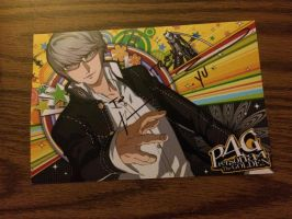Persona Autograph  by powerkidzforever