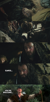 Hobbit Week - Thorin's nemesis by yourparodies