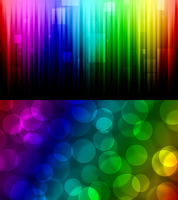 Colorful Backrounds by Invader-Xena