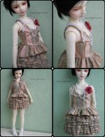 Layer Dress by ball-jointed-Alice