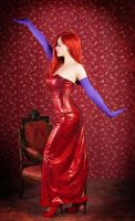 Jessica Rabbit by Kli-Kli