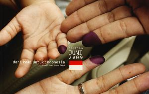 THE ELECTION 2009 by julianpalapa