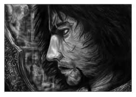Prince of Persia by AnsticeWolf
