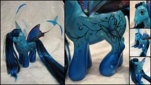 Blue Faerie by assassin-kitty