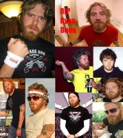 RIP Ryan Dunn by sonnytheplaintiff