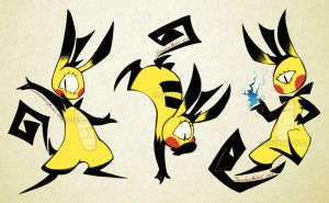 PokeFalls: Bill Chupher by ShamelessMagic
