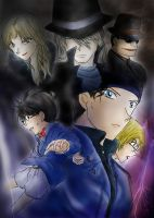 Black and Red by docorooho