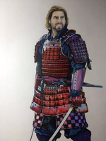Tom Cruise--the last samurai by WB940618