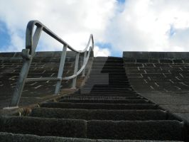 Stairs to heaven by lebreton