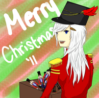 Muurrry Christmas by Admiral-Udon