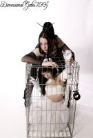 In Cage -2 by Amellya