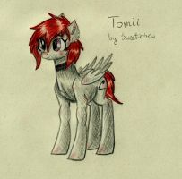 Tomii by Vetallie