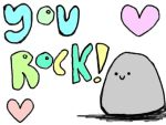 You Rock :3 by Emmryanne