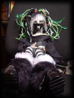Cyber goth II by Dying-Vampire