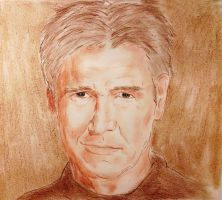 Harrison Ford by CpointSpoint