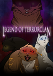 Legend of TerrorClan COVER [commish] by TigerMoonCat