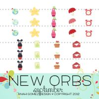 New Orbs .zip by AnahiiGomez