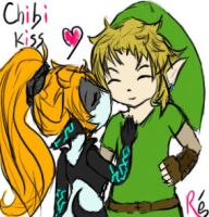 CHIBI KISS by TwilightPrincess-B-H