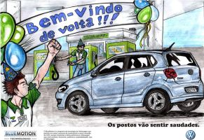 Volkswagen Polo BlueMotion - Revista by tiopanda