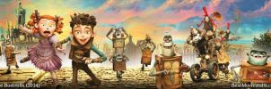 The Boxtrolls BestMovieWalls dual02 by BestMovieWalls