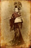 Steampunk Style: Oiran 3 by Glasmond