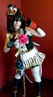 Nico Yazawa Cosplay - Idolized Maid Cafe Cosplay by WorstWaifu