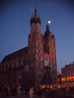 Mariacki church by Dziubek304