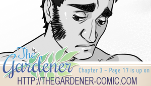 The gardener - Chapter 3 page 17 by Marc-G
