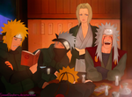 The return of 4th Hokage xD (UPDATE 3.10.2012) by SweeetRazzbery
