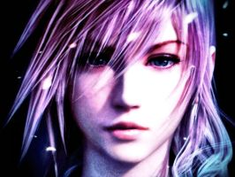 Lightning Large Wallpaper by rose1371999
