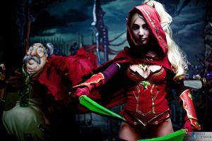 Valeera Sanguinaar by Lye1