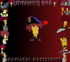 Sideshow Bob Wallpaper by VotrePoison