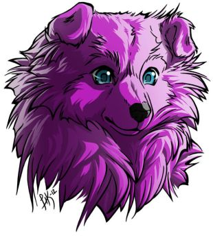 Floofy Celshaded by Critter83