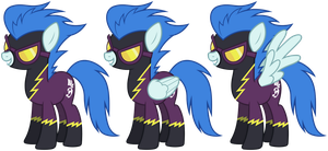 MLP Resource: Shadowbolt, Female 01 by ZuTheSkunk