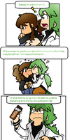 Relationship Tips From White and N #2 by GuardianAngel9x