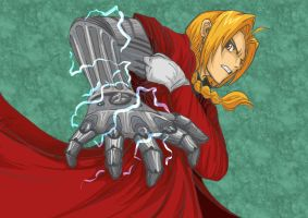 Edward Elric by tish92