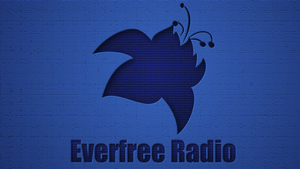 Everfree Radio Wallpaper [EFR Set] by Fiftyniner