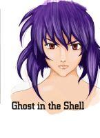Ghost in the Shell by animeadict